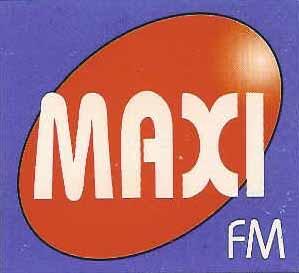 Logo MAXI fm