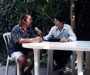 Radio PILE, interview de Pierre VASSILIU par Alain ASSIUS