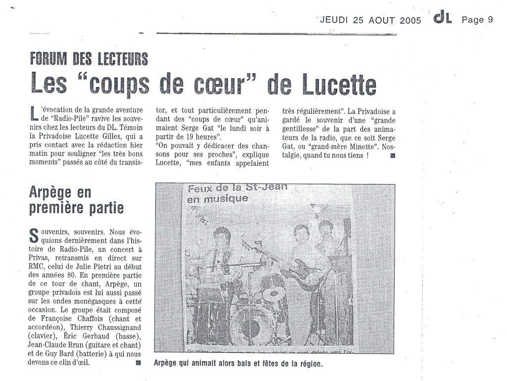 """""""Coups de Coeur"""""""