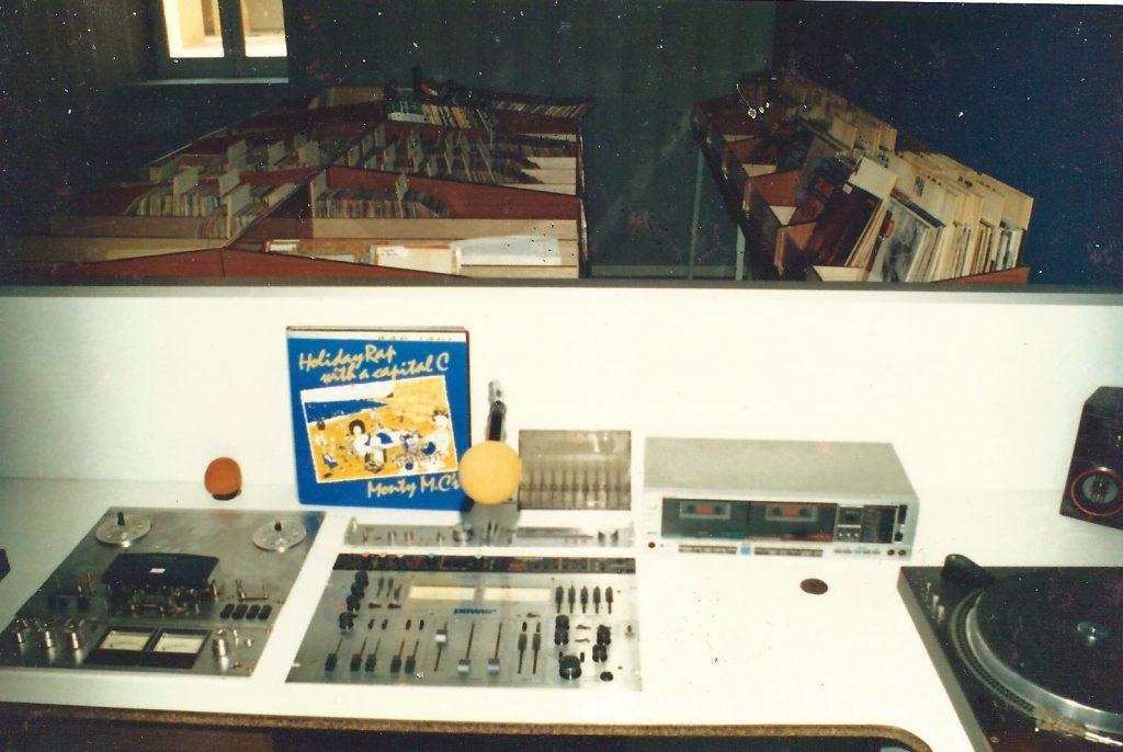 Radio PILE Régie montage Maisons des Associations à PRIVAS