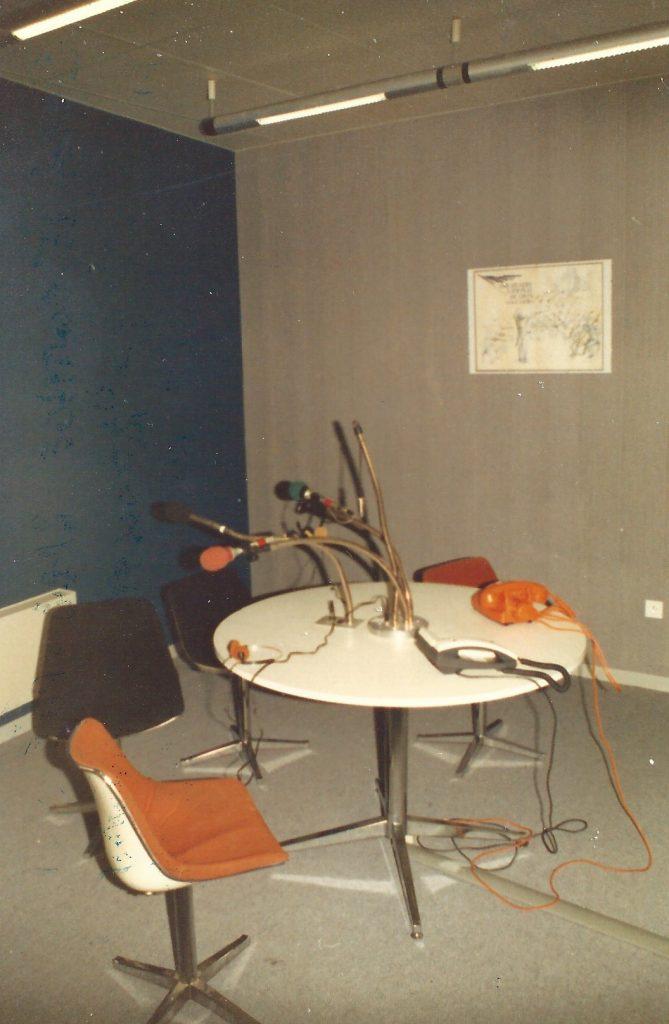 """Radio PILE Studio d""""enregistrement Maisons des Associations à PRIVAS"""